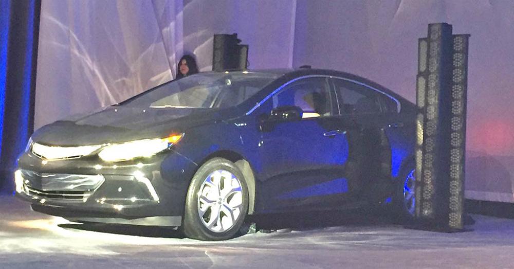 2016 Chevy Volt