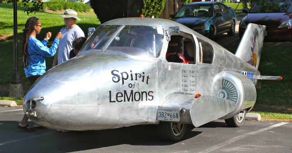 Spirit of LeMons