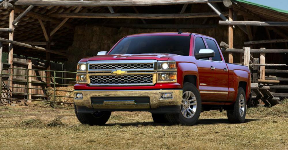 2015 Chevrolet Silverado Sales