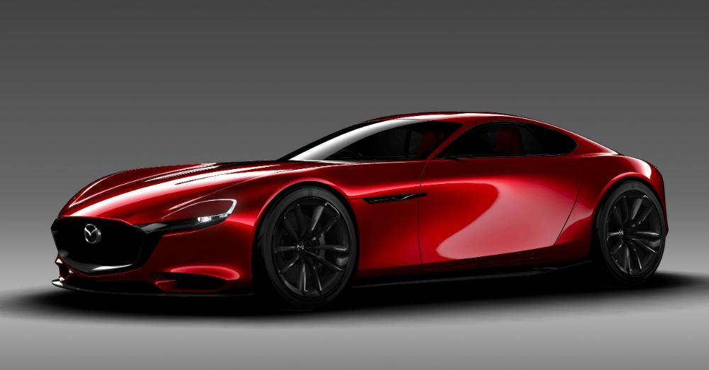01.16.16 - Mazda RX-Vision Concept
