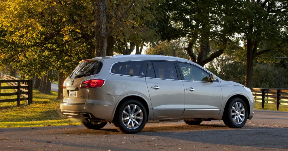 05.21.16 - 2016 Buick Enclave