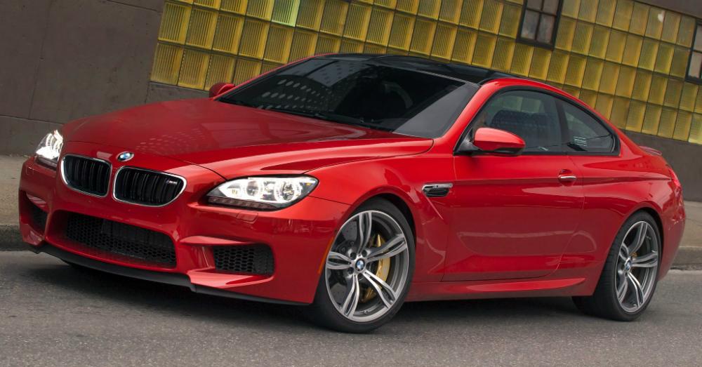 06.02.16 - 2016 BMW M6