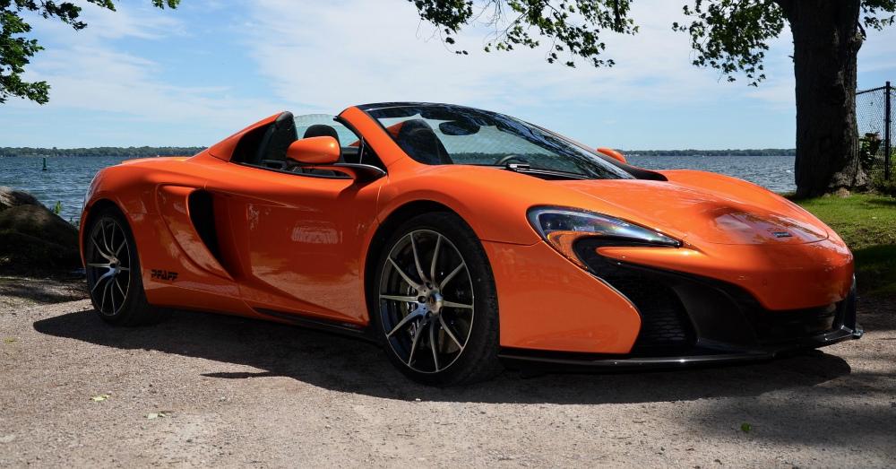 06.14.16 - 2016 McLaren 650S