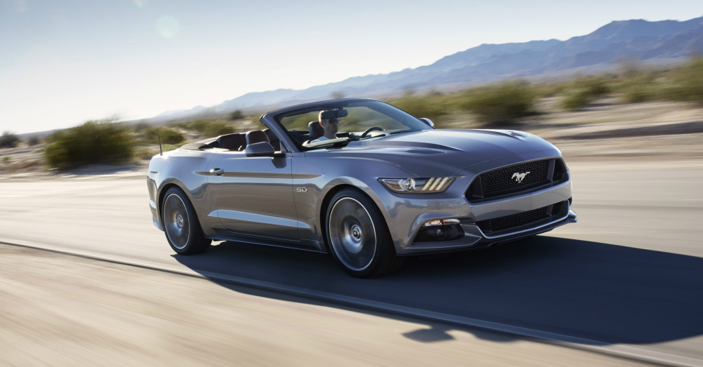 07.16.16 - 2016 Ford Mustang GT