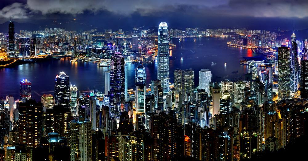 10.28.16 - Hong Kong Skyline