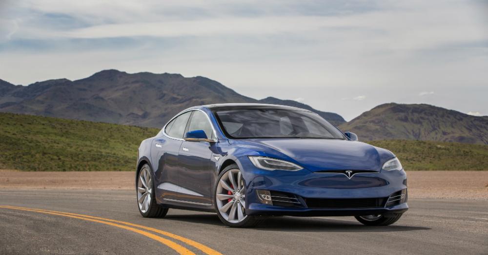 11.29.16 - Tesla Model S