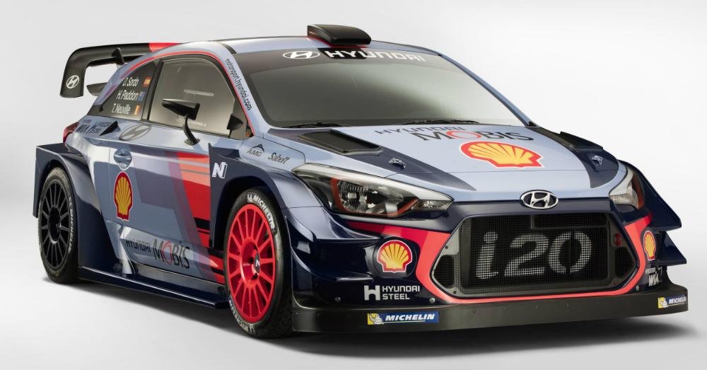 01.09.17 - Hyundai i20 Coupe WRC