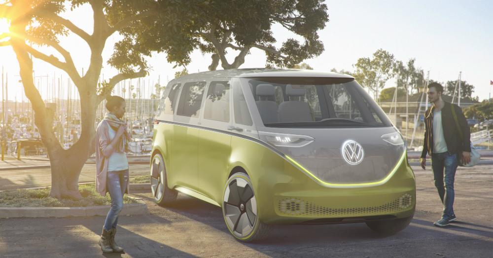 02.24.17 - Volkswagen ID Buzz Concept