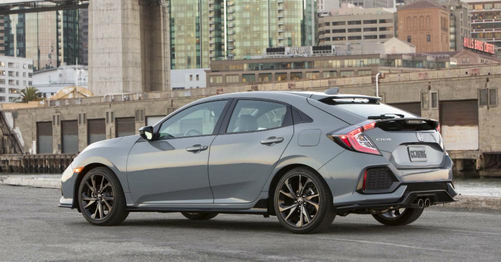 03.08.17 - Honda Civic Hatchback