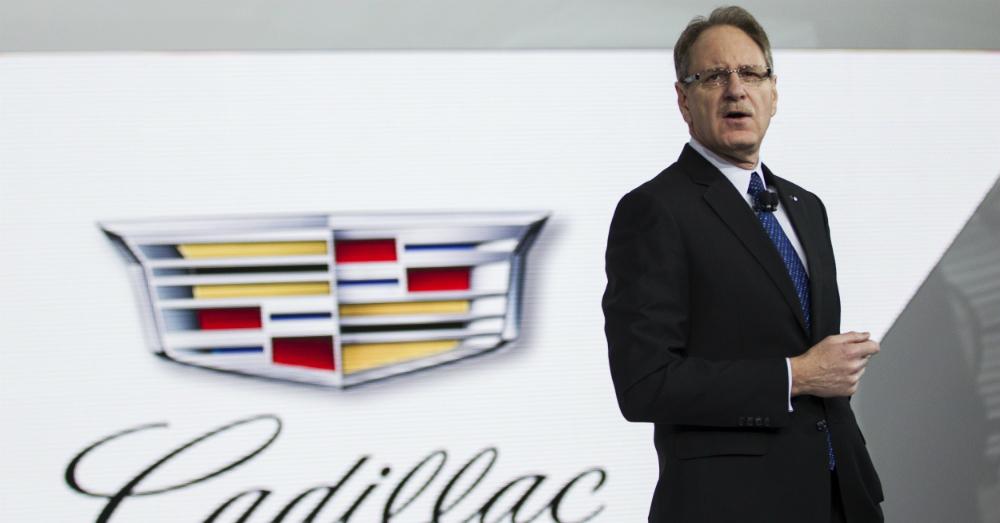 03.29.17 - Cadillac President Johan de Nysschen