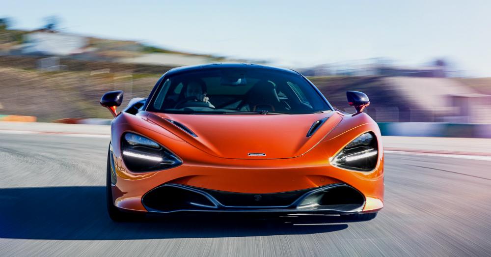 04.20.17 - McLaren 720S - 2