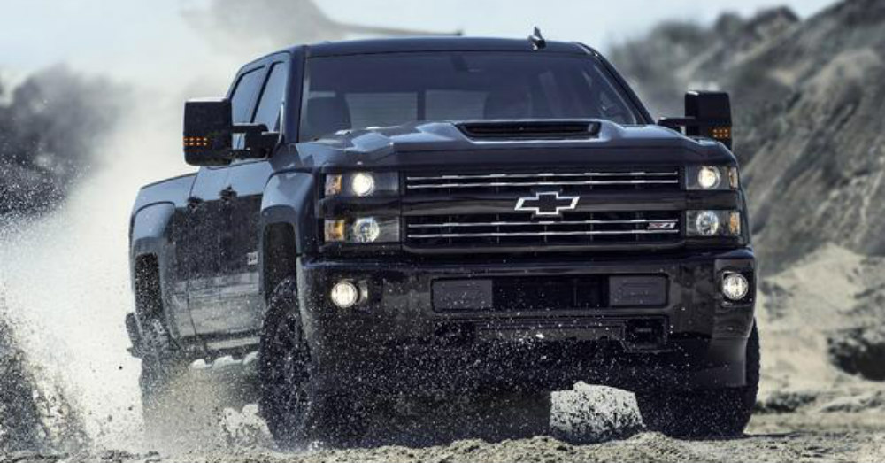 2018 Chevrolet Silverado HD Continuing a Powerful Tradition