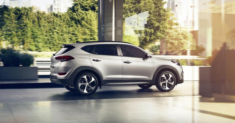 Updated Tech in the Hyundai Tuson