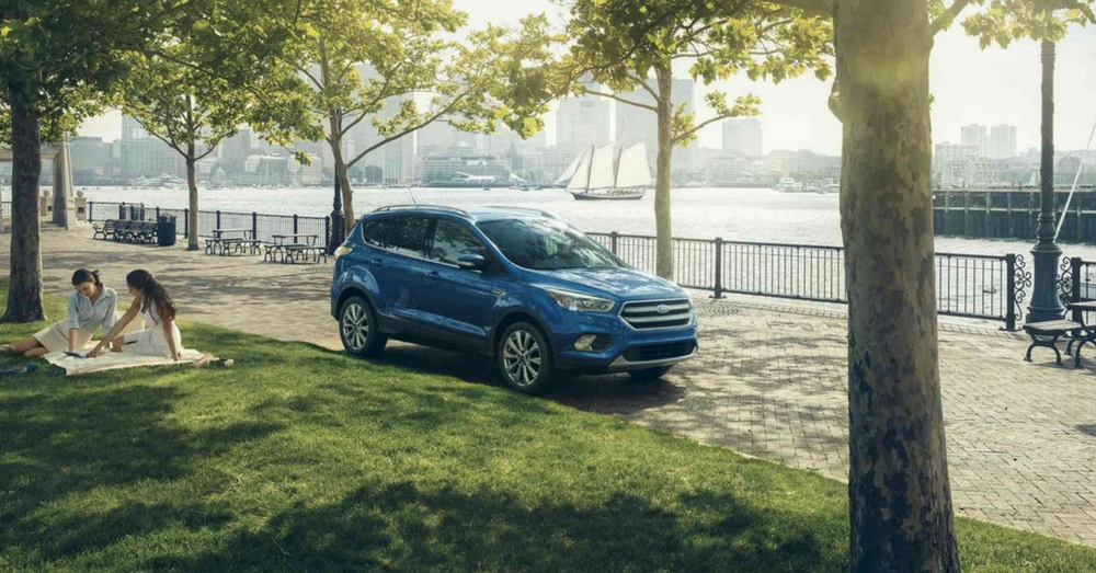 Checking Some Boxes in the Ford Escape