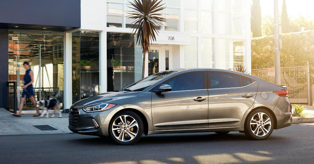 Hyundai Elantra Compact Car