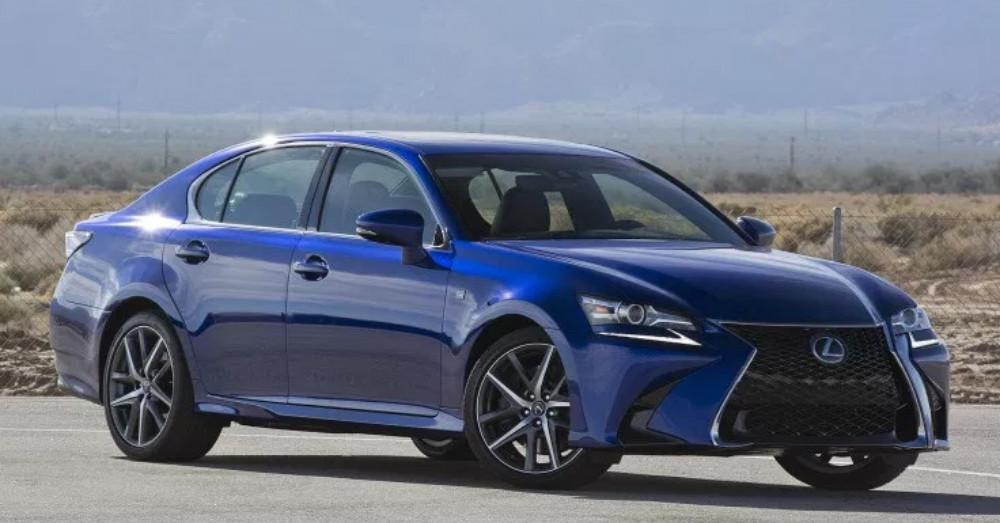2018 Lexus GS An Excellent Premium Performance Sedan