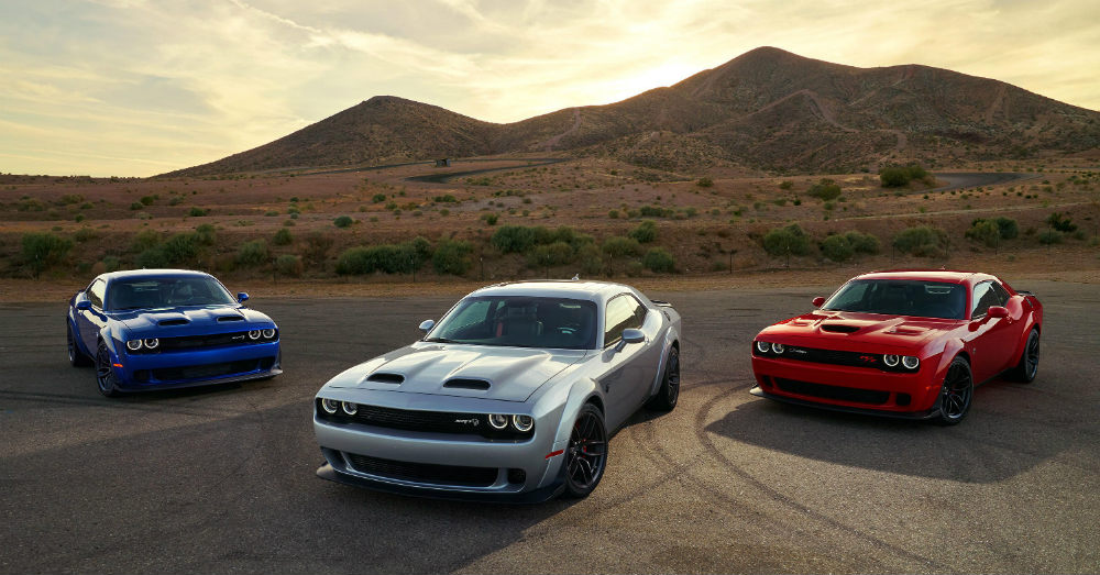 The Dodge Challenger Offers More than a Classic Look