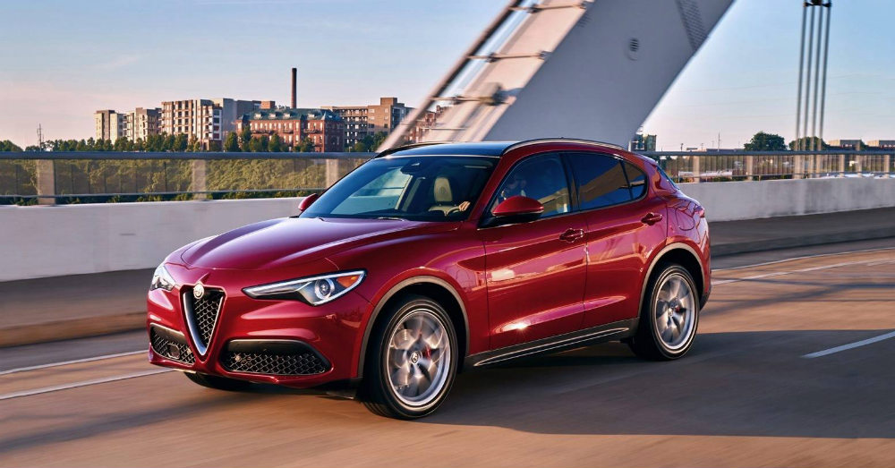 The New Alfa Romeo Stelvio Gives You a Lot to Love
