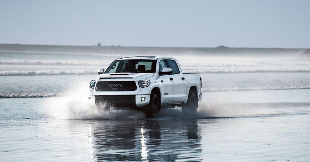 Its Time for a New Tundra Truck