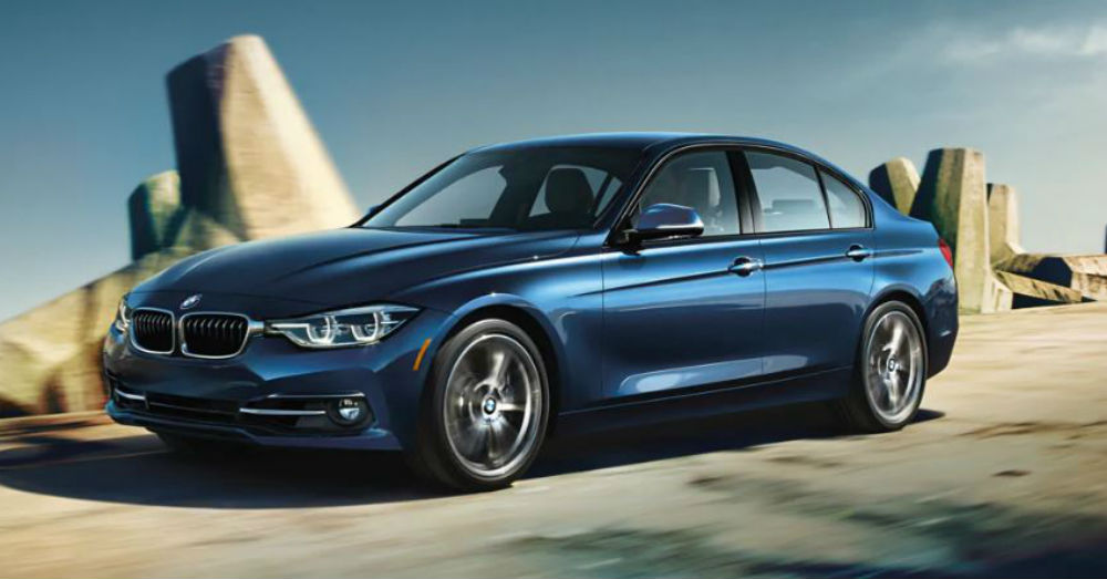 Luxury BMW 3 Series is the Ultimate Driving Machine