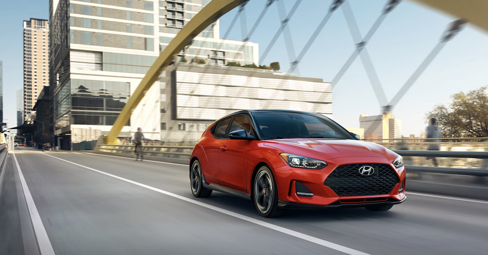 Getting Sporty in the Hyundai Veloster