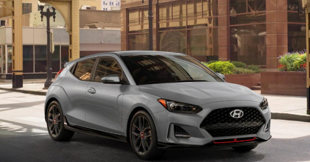 The 2019 Hyundai Veloster is a Mature Kid at Heart
