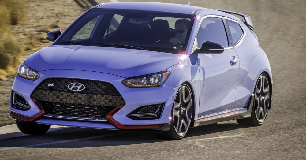 The Hyundai Veloster is Growing Up