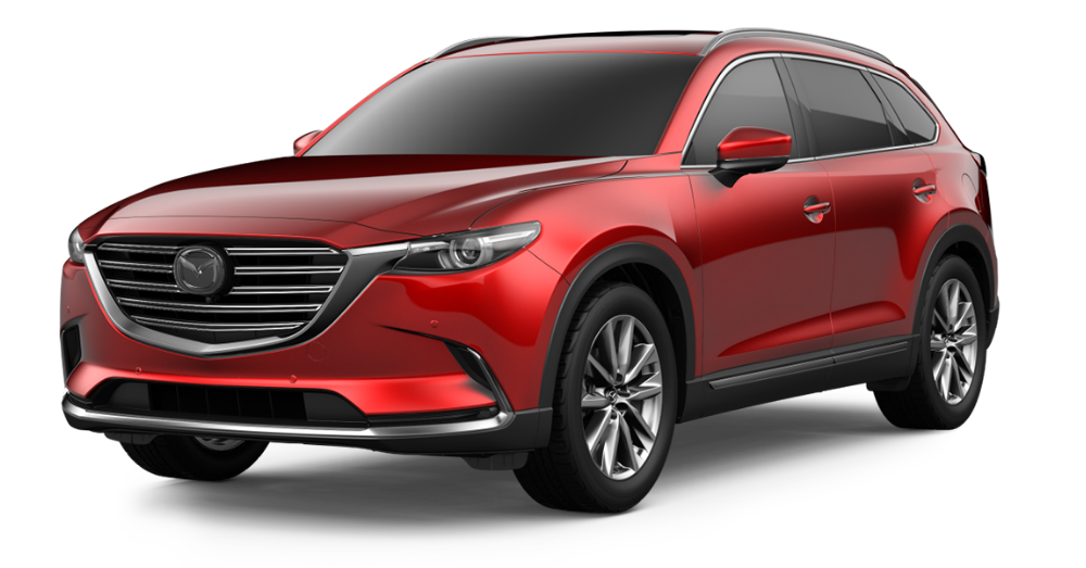 More in the Mazda CX-9 for You (1)