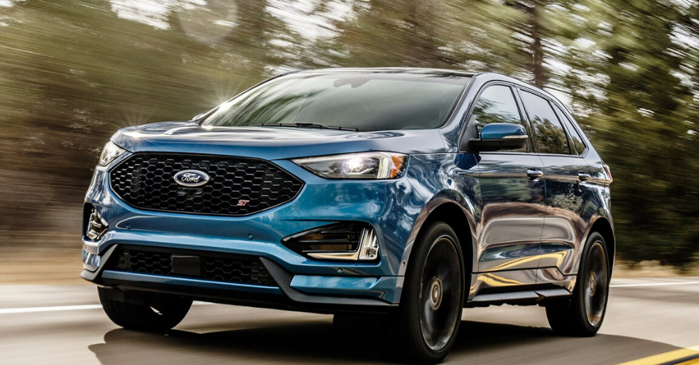 What You Want to Know About the Ford Edge