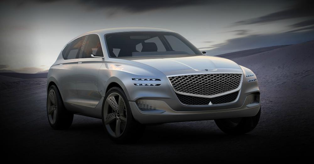 Meet The Debut Genesis SUV Genesis GV80