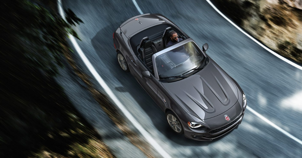 The Improved Abarth for the Fiat 124 Spider
