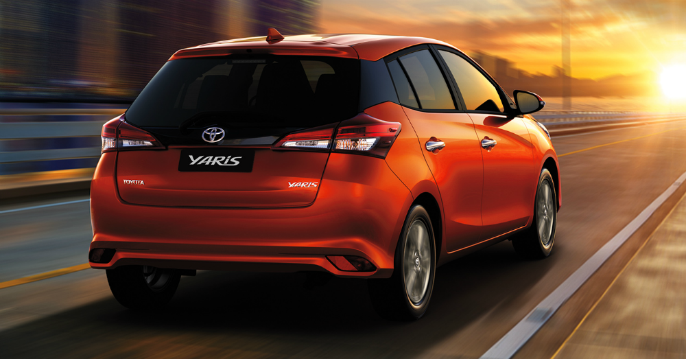 There Might be a Future for the Yaris Hatchback