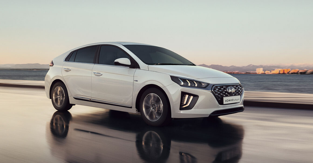 Hyundai is Upgrading the Ioniq