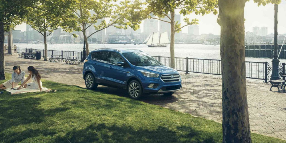 This Ford Fits Right for Your Escape