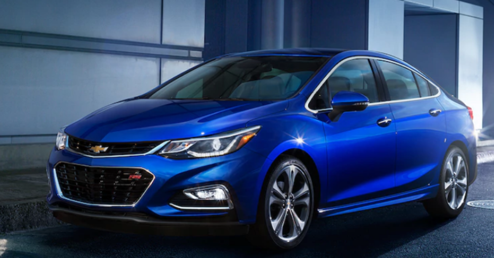 Make the Chevy Cruze the Right Car to Drive
