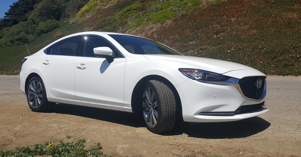 Mazda Gives You a Premium Feeling (1)