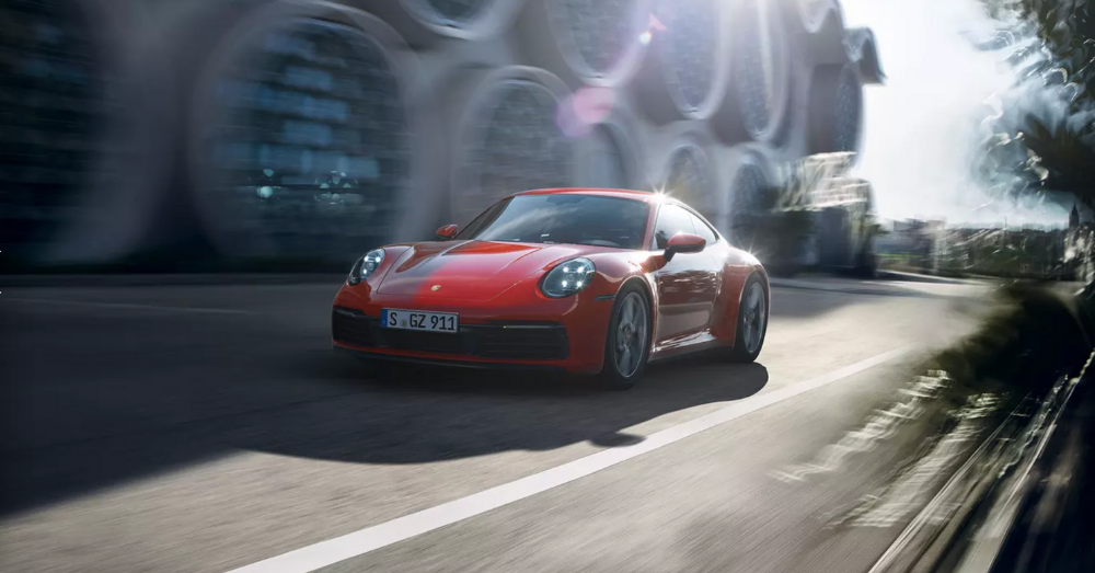 The Amazing Porsche 911 You'll Drive