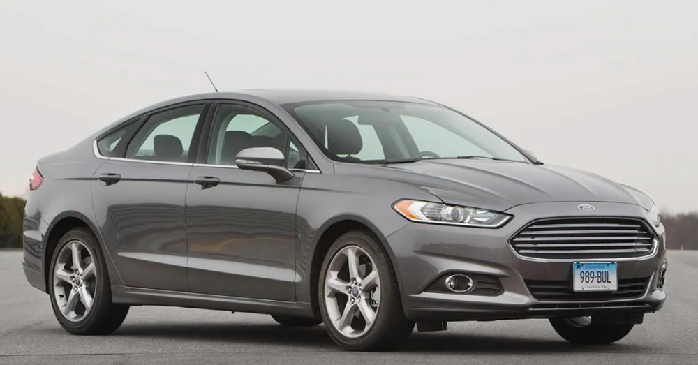 Ford Continues to Give us the Fusion