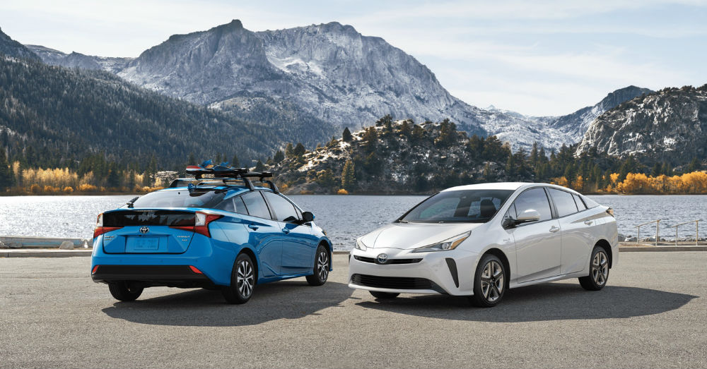 Hybrid - The Toyota Prius is the one You Know and Love