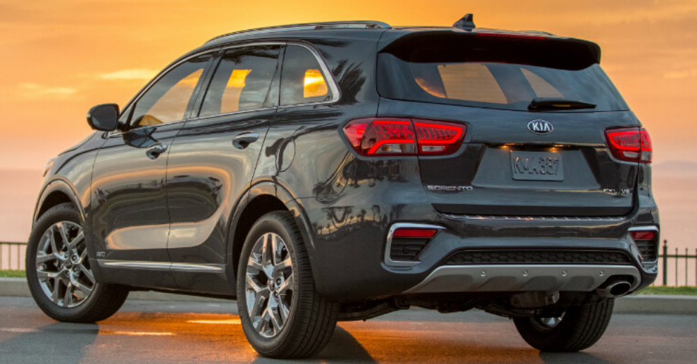 The Kia Sorento is an Excellent SUV