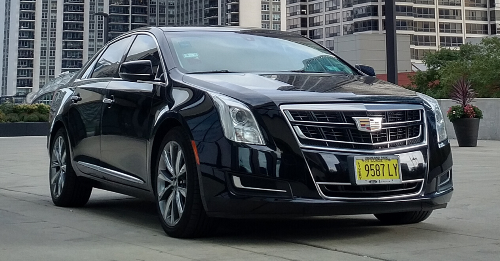 Large Comfort in the Cadillac XTS