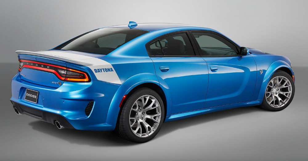 2020 Charger - Experience the Thrill Of The Drive