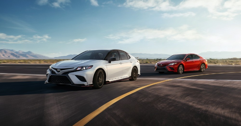 Toyota Camry Continues to be the Right Choice