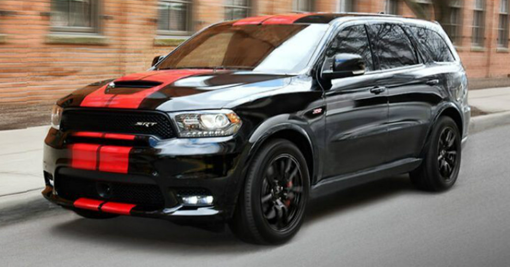 2020 Dodge - Big Driving in the Dodge Durango