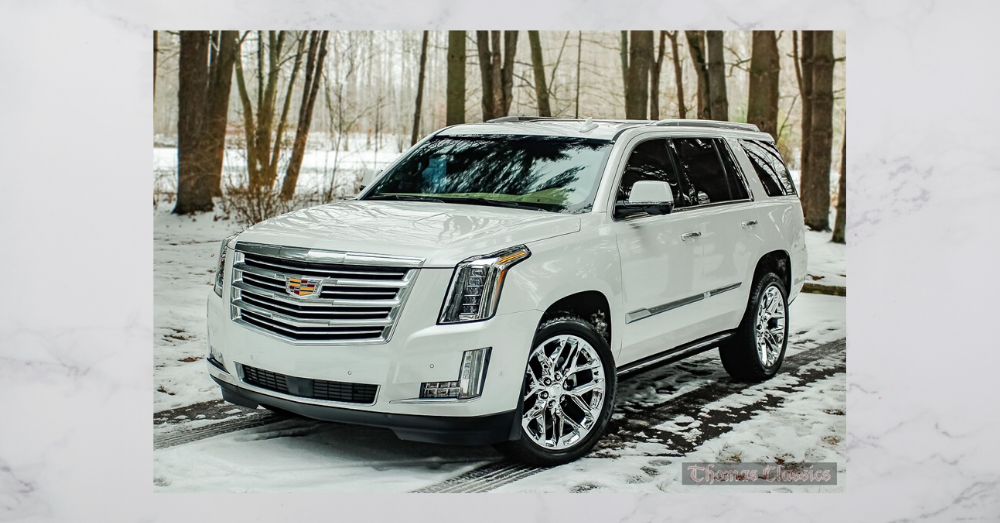 Full-Size Luxury in the Cadillac Escalade