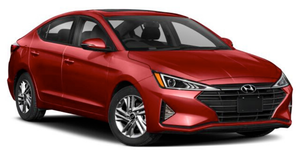 The Hyundai Elantra is Proof