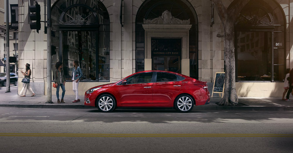 2020 Hyundai - Affordable Quality in the Hyundai Accent
