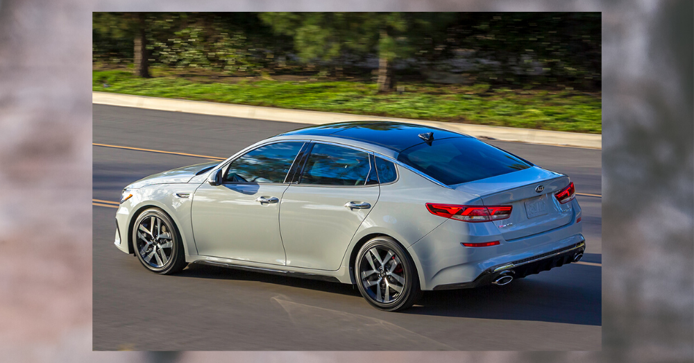 The Right Way to Drive the Kia Optima