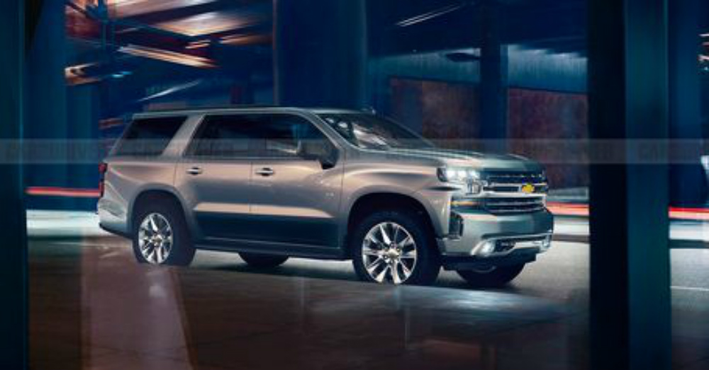 2020 Chevrolet Tahoe Has Room For Everyone