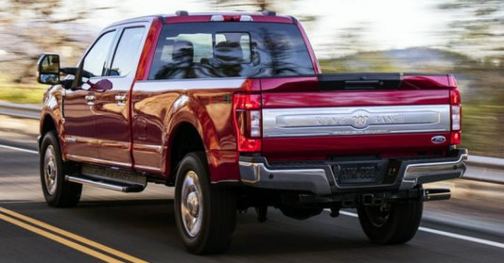 2020 Ford - Do More in the Ford F-250SD